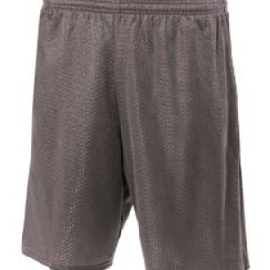 Adult Nine Inch Inseam Mesh Short Thumbnail